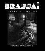 Brassai: Paris by Night (inbunden)