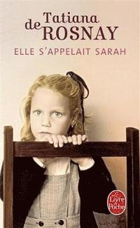 Elle S'Appelait Sarah (e-bok)