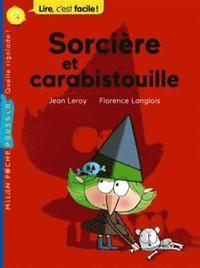 Sorciere Et Carabistouille (pocket)