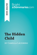 Hidden Child by Camilla Lackberg (Book Analysis)