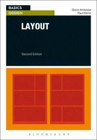Basics Design 02: Layout 2nd Revised Edition