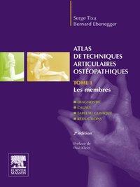 Atlas de techniques articulaires osteopathiques (h�ftad)