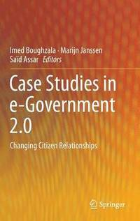 Case Studies in e-Government 2.0 (inbunden)
