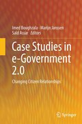 Case Studies in e-Government 2.0