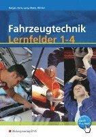Fahrzeugtechnik. Lernfelder 1 - 4. Arbeitsbuch (h�ftad)