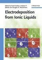 Electrodeposition from Ionic Liquids (h�ftad)