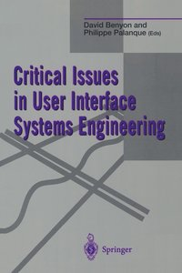 Critical Issues in User Interface Systems Engineering (h�ftad)