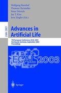 Advances in Artificial Life