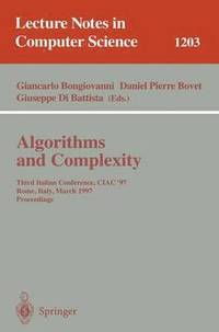 Algorithms and Complexity (h�ftad)