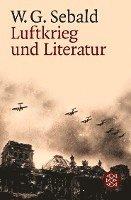 Luftkrieg Und Literatur (h�ftad)