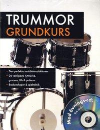 Trummor Grundkurs Med �vnings-cd (h�ftad)