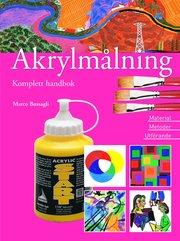 Akrylmålning : material metoder och utförande