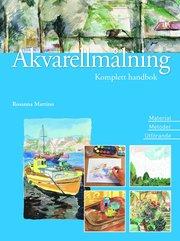 Akvarellmålning : material metoder och utförande