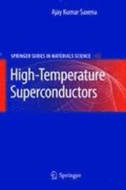 High-Temperature Superconductors (inbunden)