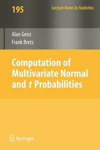 Computation of Multivariate Normal and T Probabilities (h�ftad)