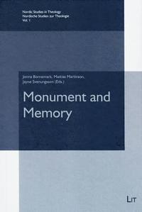 Monument and Memory