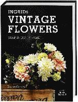 Ingrids Vintage Flowers (inbunden)