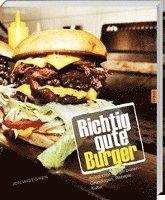 Richtig gute Burger (h�ftad)