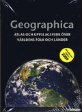 Geographica : atlas och uppslagsverk �ver v�rldens folk och l�nder