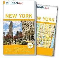 MERIAN live! Reisef�hrer New York (h�ftad)