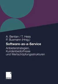 Software-As-A-Service (inbunden)