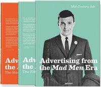 Mid-century Ads (inbunden)
