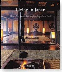 Living in Japan (inbunden)