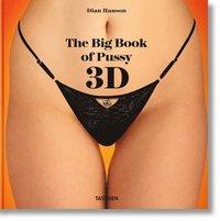 The Big Book of Pussy 3D (inbunden)
