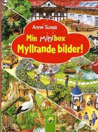Min minibox myllrande bilder (inbunden)