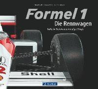 Formel 1 - Die Rennwagen (inbunden)