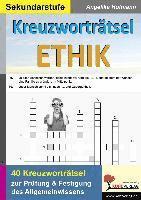 Kreuzwortr�tsel Ethik (h�ftad)