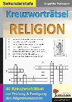 Kreuzwortr�tsel Religion (h�ftad)