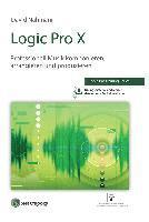 Logic Pro X (häftad)