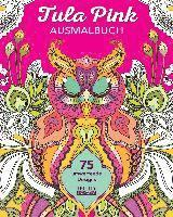 Tula Pink Ausmalbuch (e-bok)