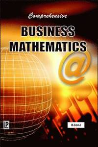 Comprehensive Business Mathematics (h�ftad)