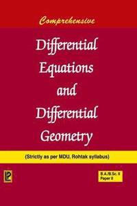 Comprehensive Differential Equations and Differential Geometry (h�ftad)