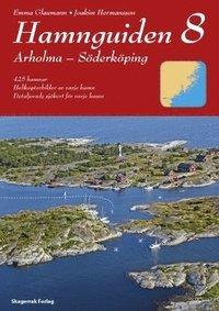 Hamnguiden 8. Arholma - S�derk�ping ()