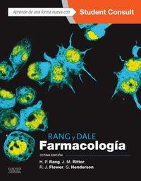 Rang y Dale. Farmacologia + StudentConsult (h�ftad)