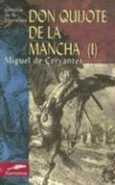 Don Quijote de la Mancha I (pocket)