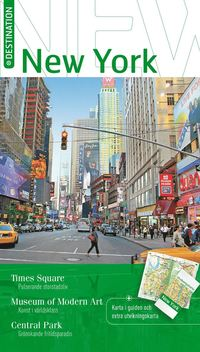 Destination New York (h�ftad)