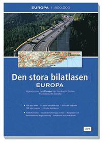 Europa : den stora bilatlasen 2010