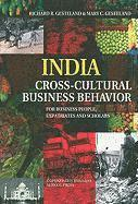 India Cross-Cultural Business Behavior (inbunden)