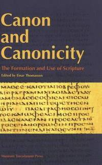 Canon and Canonicity