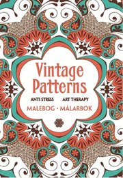 Vintage Patterns – Anti stress Art Therapy