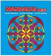 Mini Mandalas 2017 : Blå
