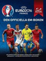 UEFA Euro 2016 – den officiella em-boke: