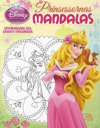 Prinsessornas Mandalas : T�rnrosa (h�ftad)