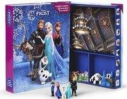 Disney Frost bok lekmatta + figurer