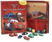 Disney Cars : kör så det ryker (sagobok figurer lekmatta)