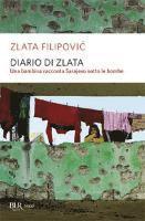 Zlata S Diary Zlata Filipovic H 228 Ftad 9780140374636 border=